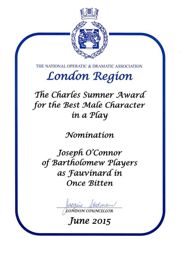 Joe OConnor NODA Certificate June2015.jpg
