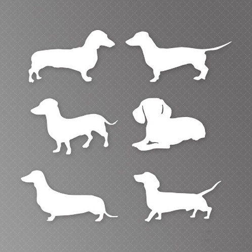 dachshund set