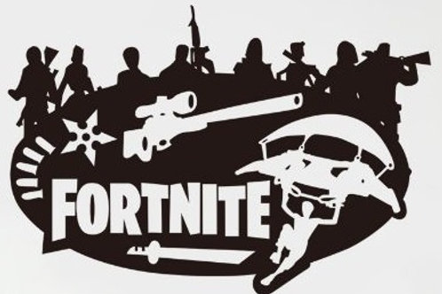 Fortnite Decal