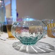 花岡央 吹きガラス