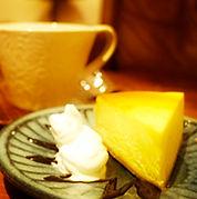 エムズカフェのニューヨークチーズケーキ