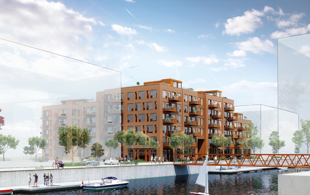Kronløbshuset 2150 Nordhavn
