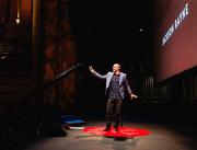 Rayne Speaks at Royce Hall for TedX UCLA