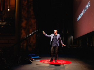 Rayne Speaks at Royce Hall for TedX UCLA