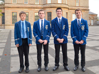 Top Candidates in GCSE and A-Level  Success.