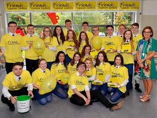 Upper Sixth fundraising success