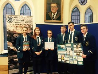 Regional Winners of the National Schools Geology Challenge