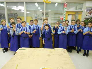 Year 8 STEM club - Technology and Design