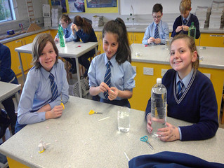 Year 8 STEM Club – Physics