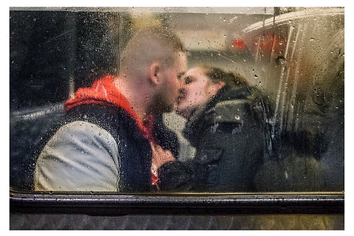 PRINT | THE KISS | HAMBURG CALLES