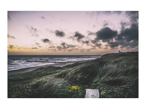 PRINT | NORTH SEA | LANDSCAPES