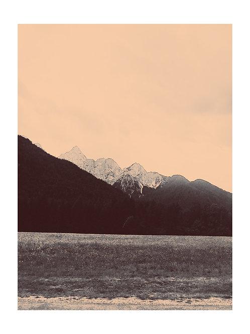PRINT | AUSTRIA I | LANDSCAPES