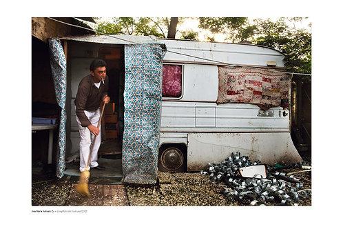 POSTER | CARAVANE | LES GITANS DE TOULOUSE
