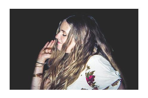 PRINT | SHE DANCE | NEON LIGHTS