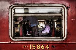 Sri Lanka Travel Train
