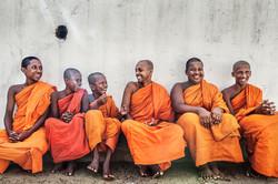 Sri Lanka Travel monks