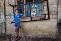 Sri Lanka Travel orphan