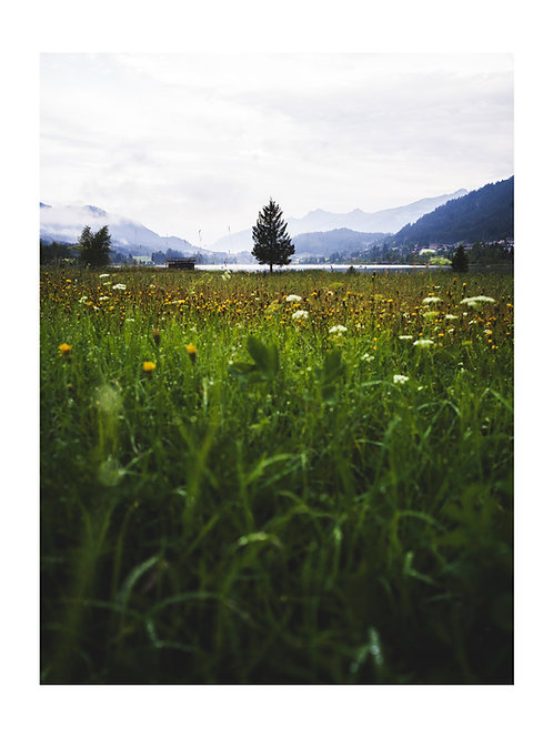 PRINT | WEISSENSEE I | LANDSCAPES