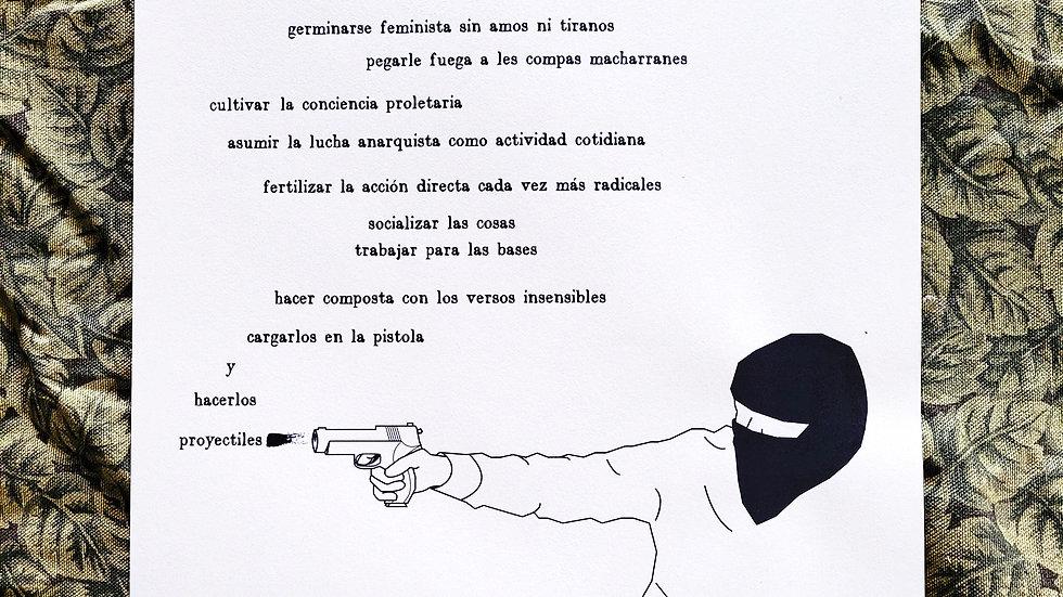 Poemas ilustrados de Ketsia Ramos