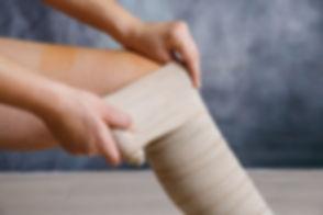 application-of-elastic-compression-banda