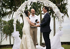 Mike Bell Weddings officiant services, hawaii wedding ceremony