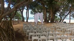 Hawaii Beach Wedding