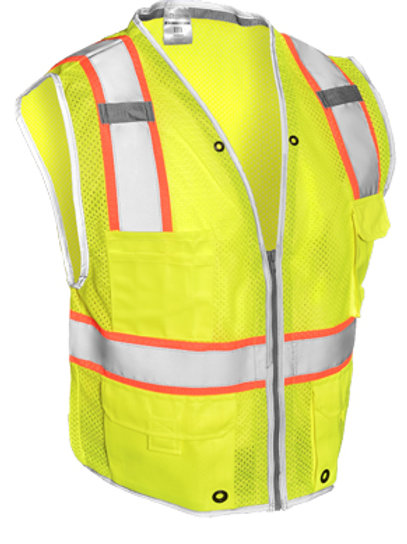 HEAVY DUTY VEST - Brilliant Series