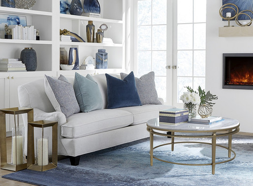 How to Clean: Fabric Sofas