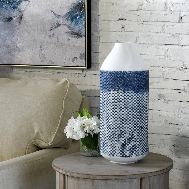 Sklar Peppler Home Oversized Textured Vase