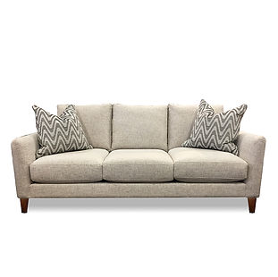 modern sofa with deep seating