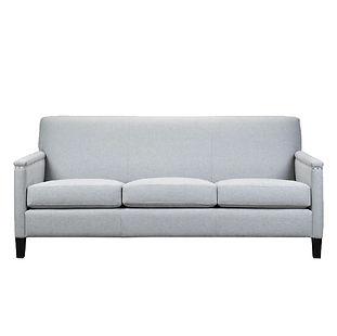 modern condo size sofa