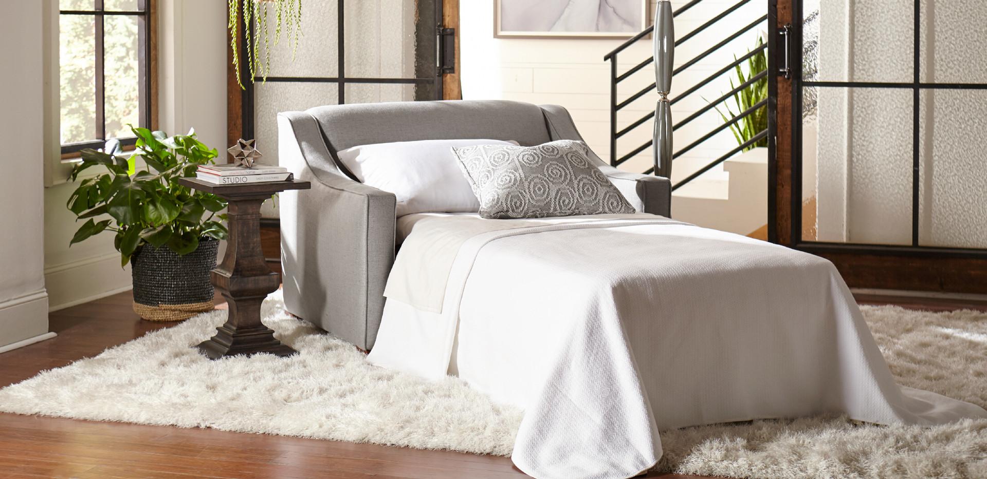 Duke Twin Sleeper | Sklar Peppler Home | Ajax