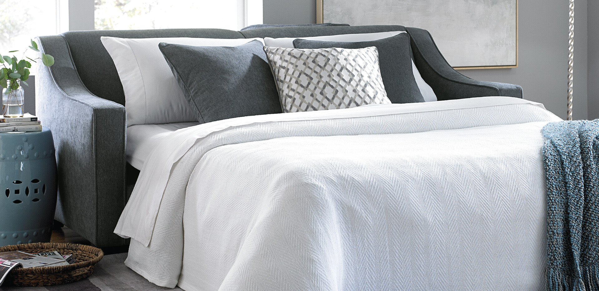 Duke Queen Sleeper | Sklar Peppler Home | Ajax