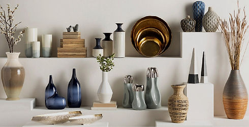 Lamps, accessories and art sklar peppler