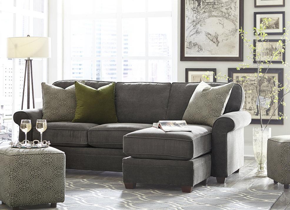 Sklar Peppler Home Hunter Chofa - Sofa with Chaise