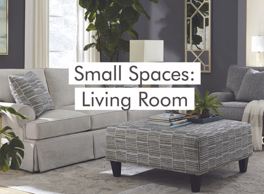 Small Spaces - Living Room