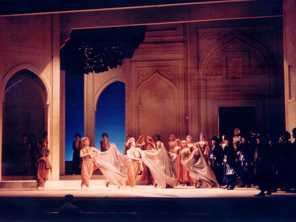 Die Entführung aus dem Serail (opéra