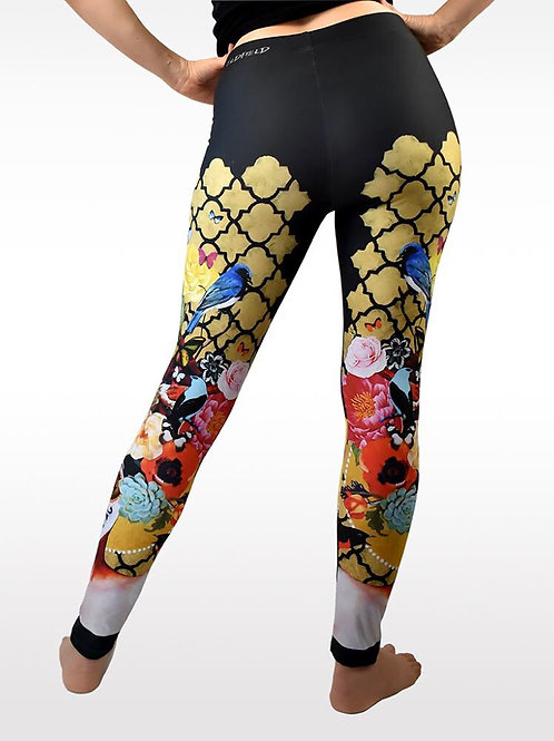 A Little Told Me Leggings