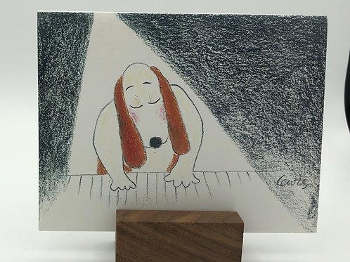 """Piano Dog"""