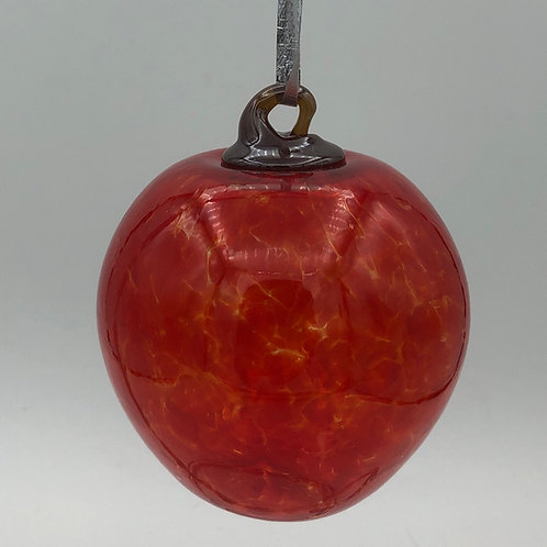 Red Glass Apple
