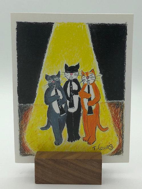 Kitties Goodman Trio