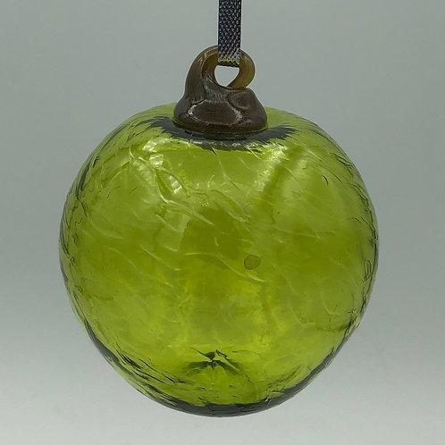 Green Glass Apple