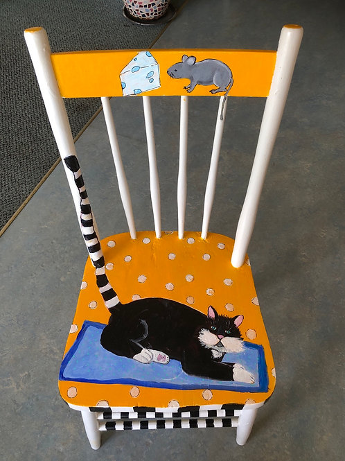 Cat and Mouse Chair