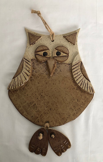 Owl Wallhanging