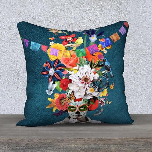 Valena Applies Colour pillow cover