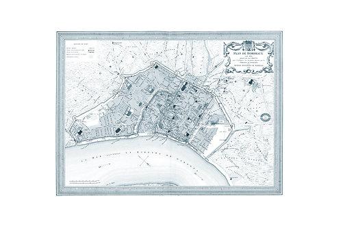 Plan de Bordeaux, 1874