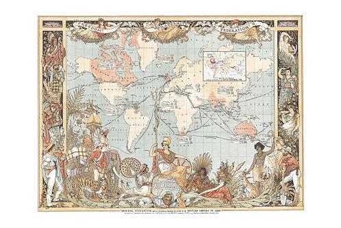 British Empire, 1886