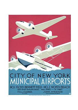 City of New York municipal airports