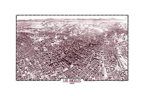 Los Angeles, 1909