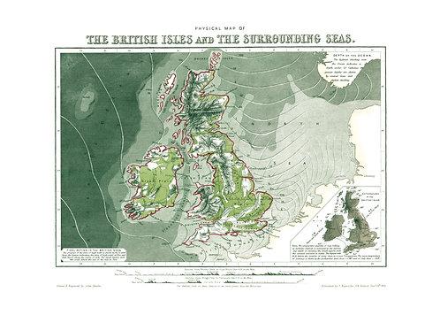 British Isles, 1851